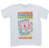 Koala Forests Forever Adult T-Shirt