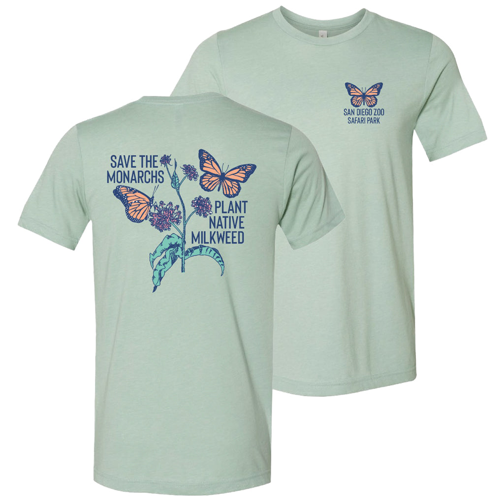 Save The Monarchs Adult T-shirt