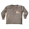 Rex Lion Sunset Youth Long-Sleeve T-Shirt