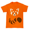 Red Panda Glow Youth T-shirt