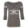 Safari Park Est 1972 Ladies Henley