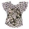 Ladies Leopard Tee