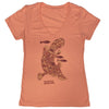 Platypus Ladies V-Neck Tee