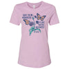 Save The Monarchs Ladies T-shirt
