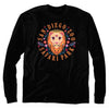 Lion Sugar Skull Long Sleeve Tee