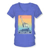 Giraffe Ladies Sustainable Tee