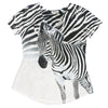Ladies Zebra Tee