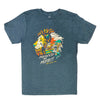 Lion Landscape Men's T-Shirt