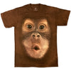 Big Face Orangutan Tee