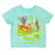 Wild By Nature Toddler Tee-Celadon Green