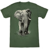 End Extinction Elephant T-shirt