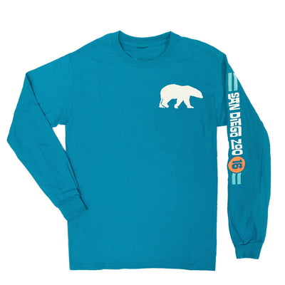 Long Sleeve Polar Bear Tee