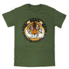 Circular Tiger T-shirt Adult