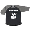 Gorilla Shadow Raglan Youth Tee