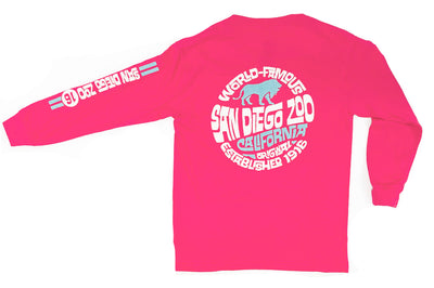 Long Sleeve Lion Youth Tee