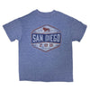 1916 Lion San Diego Zoo Youth Tee
