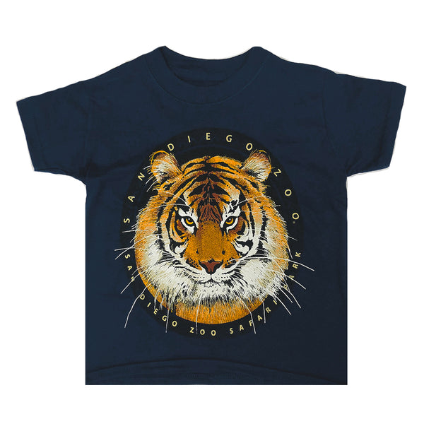 Circular Tiger T-shirt Youth