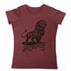 It Began With A Roar Ladies Vintage T-shirt