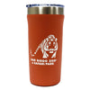 Tiger Insulated Tumbler