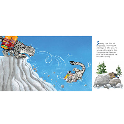 Children's Book: A Letter from Tashi - A Snow Leopard Tale