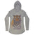 Ladies Tiger Sweater Hoody