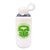 Glass Tree of Life Water Bottle - Green