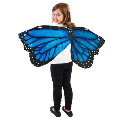 Plush Butterfly Wings
