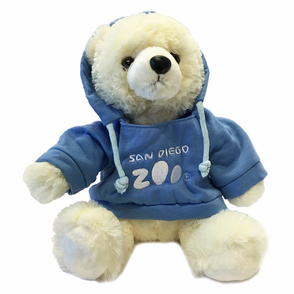 Polar with San Diego Zoo Hoody