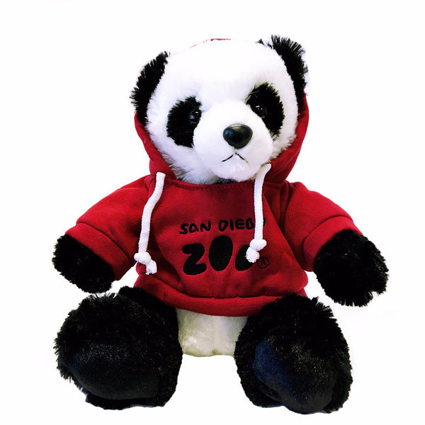 Panda with San Diego Zoo Hoody
