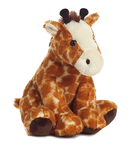 Sitting Giraffe Plush