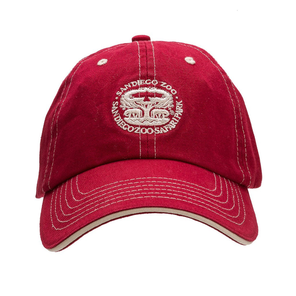 Tree of Life Baseball Cap - Cardinal Red