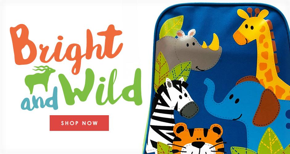 Bright and Wild - Shop Now