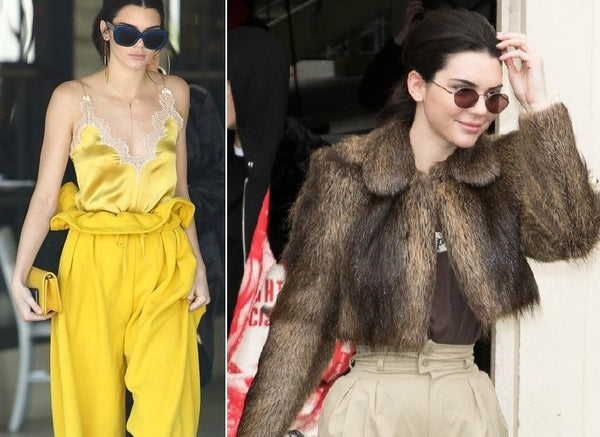Kendall Jenner Just Pulled Off Spring's Biggest Pants Trend