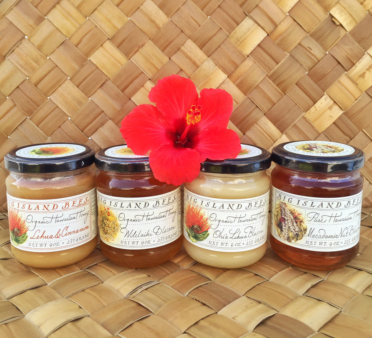 Buy the Buzz - Big Island Honey is Pure Organic Gold