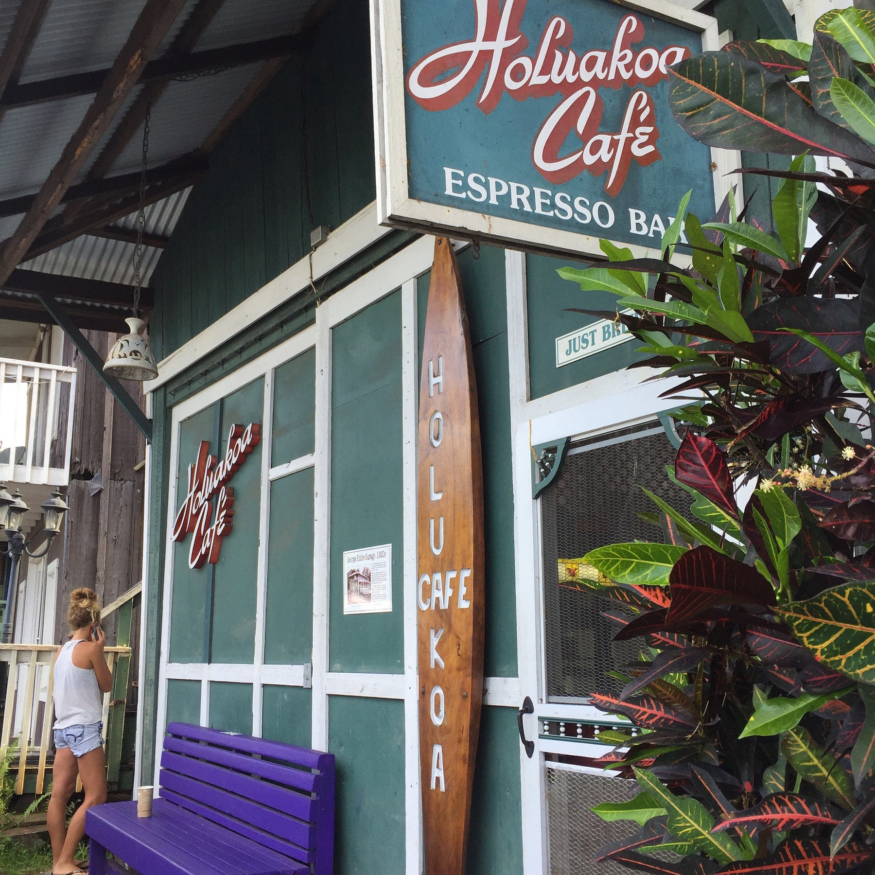 Best Coffee Spots in Kona