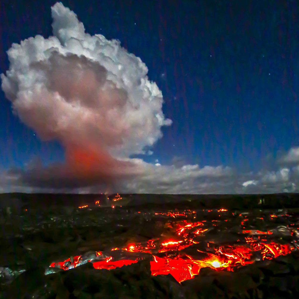 Tips for Lava Viewing in Kalapana
