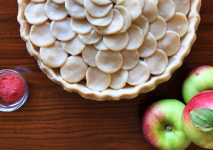 Li Hing Mui Apple Pie Recipe