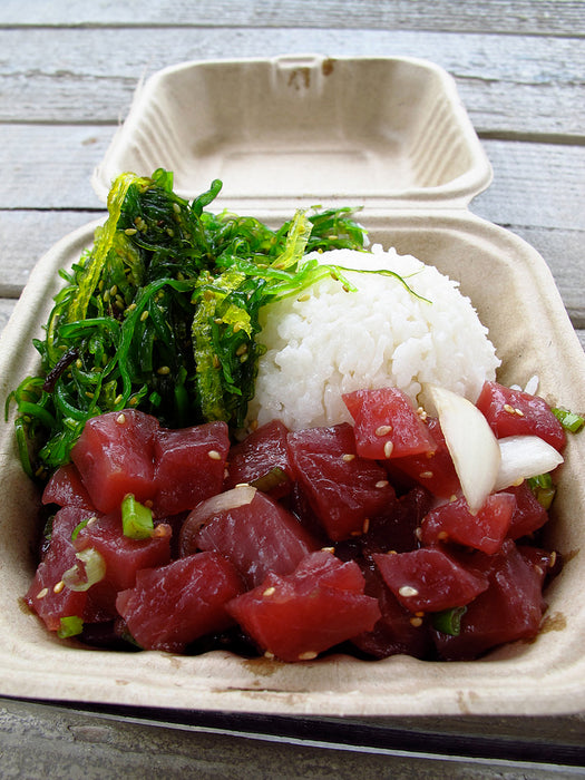 Best Poke Bowls on the Big Island of Hawaii