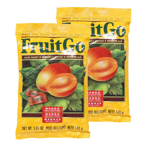 Fruit Go Mango Candy - 5 oz