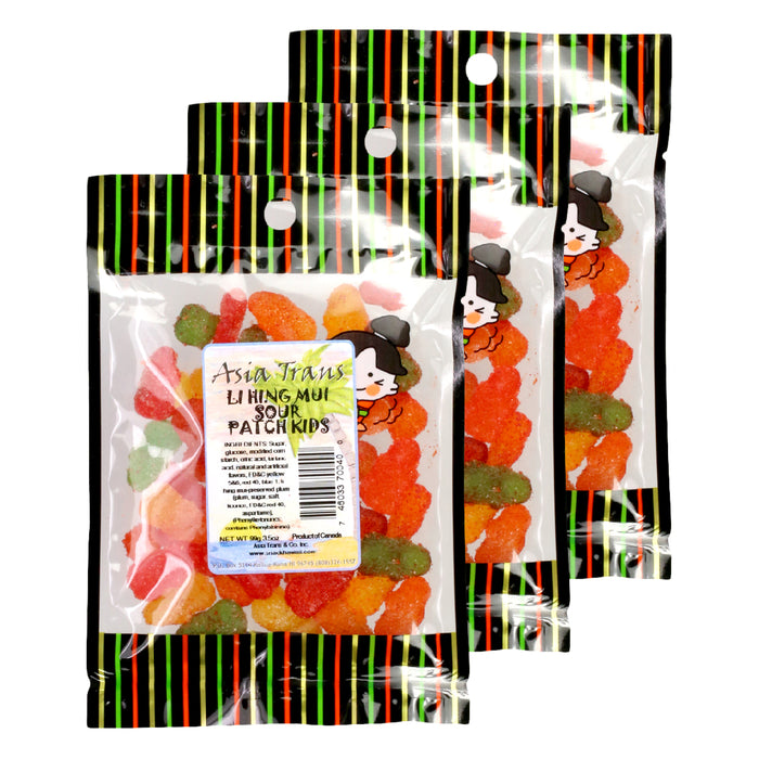 Li Hing Mui Sour Patch Kids