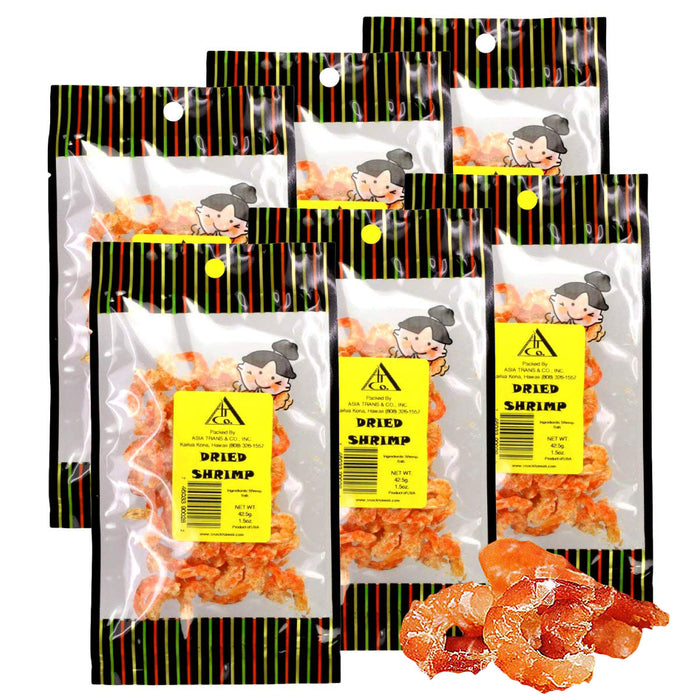 Dried Shrimp - 3 pk or 6 pk