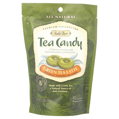 Bali's Best Green Tea Latte Candy - 5.3 oz