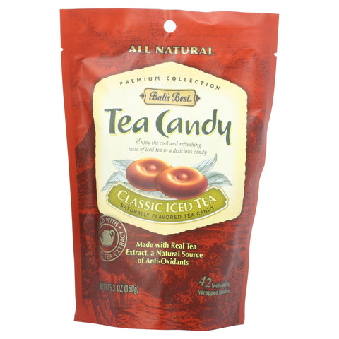 Bali's Best Classic Iced Tea Candy - 5.3 oz