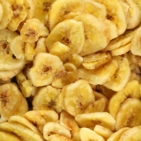 Banana Chips - 5 oz or 5 lbs