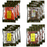Crack Seed Li Hing Mui - 12 Pack Combo Bundle variety products