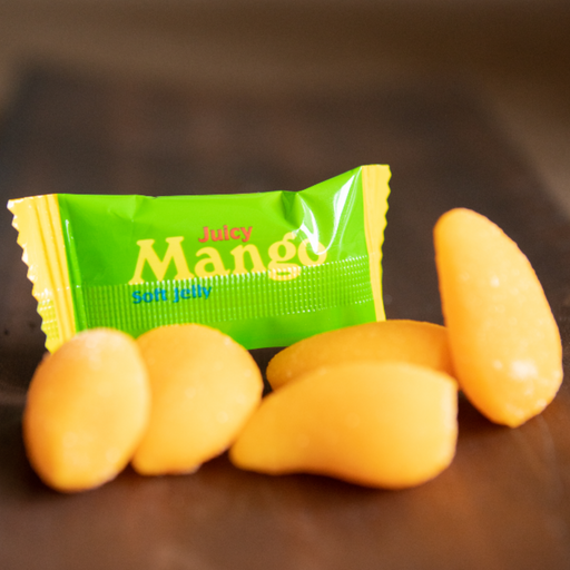 Enjoy 3D Mango Soft Jelly Candy - 2 pk