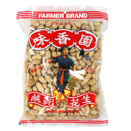 Farmer's Dried Peanuts - 5.29 oz