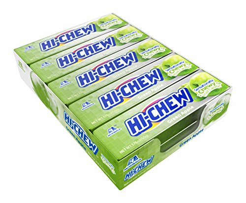 HI-CHEW GREEN APPLE 10PK BOX