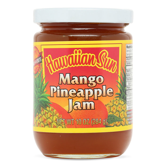 Hawaiian-sun-mango-pineapple-jam-10-oz-front