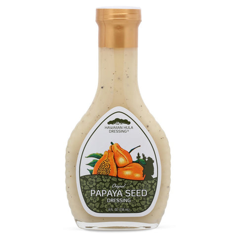 Hawaiian-Hula-papaya-seed-dressing-8-oz-front